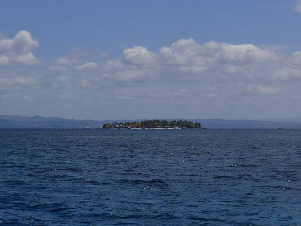 Insel vor Cebu