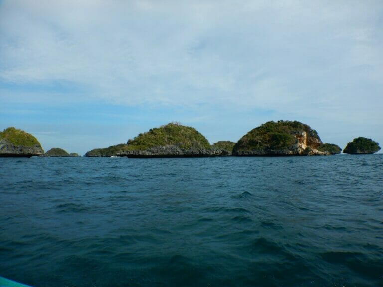 100 Islands Nationalpark in Alaminos (Philippinen)