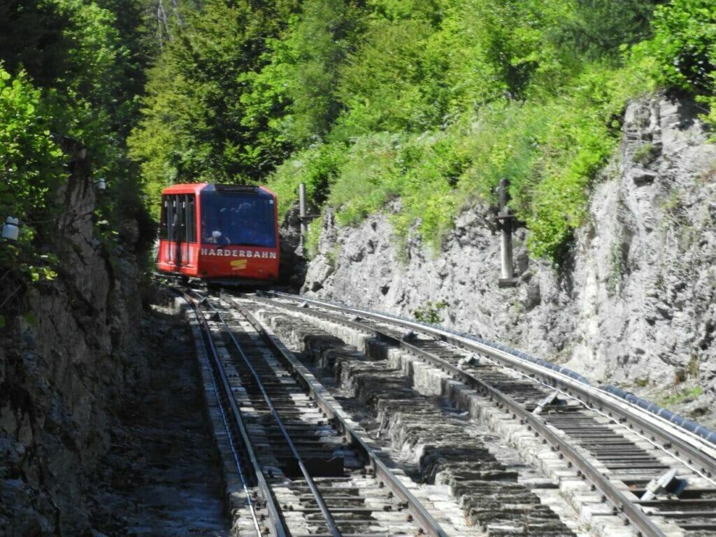 Harder Bahn