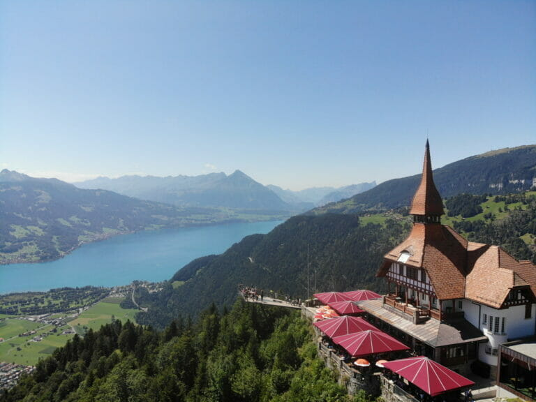 Harder Kulm – Top of Interlaken