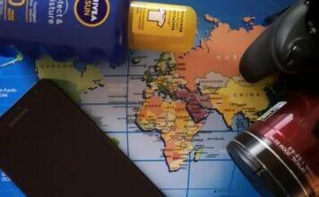 Reise Apps Smartphone