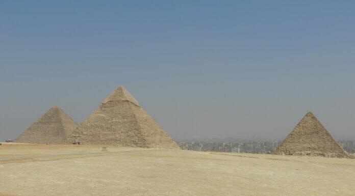 Pyramiden Kairo