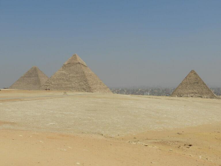 Ein Tag in Kairo: Pyramiden, Sphinx und Ägyptisches Museum
