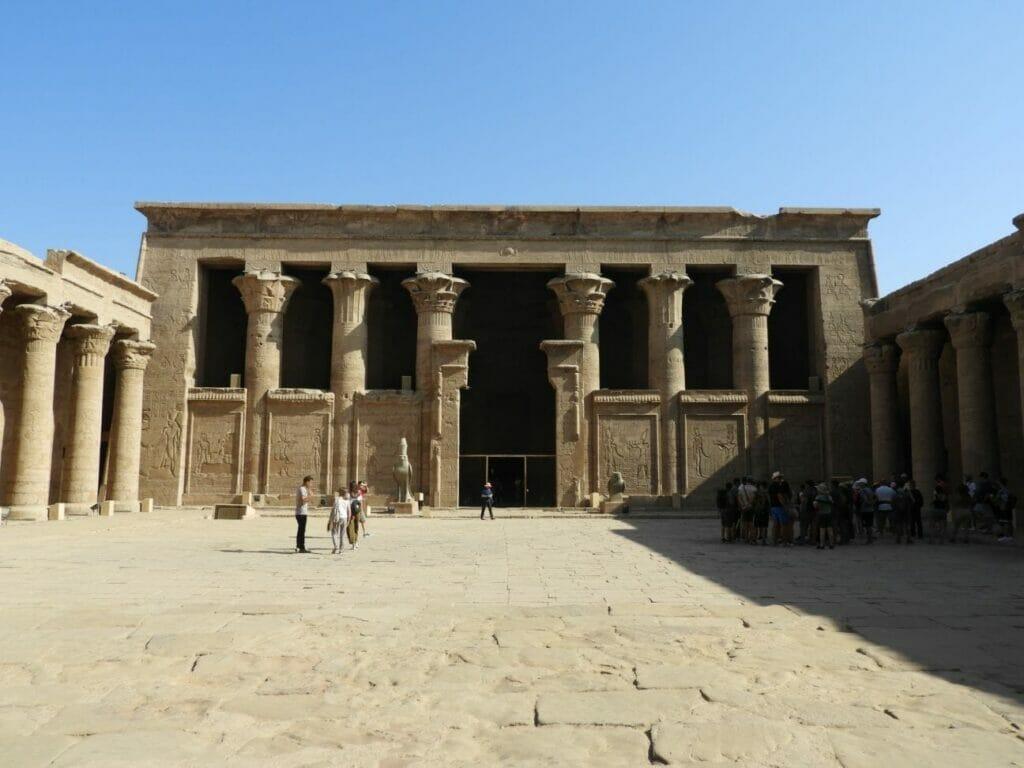 Tempel Edfu