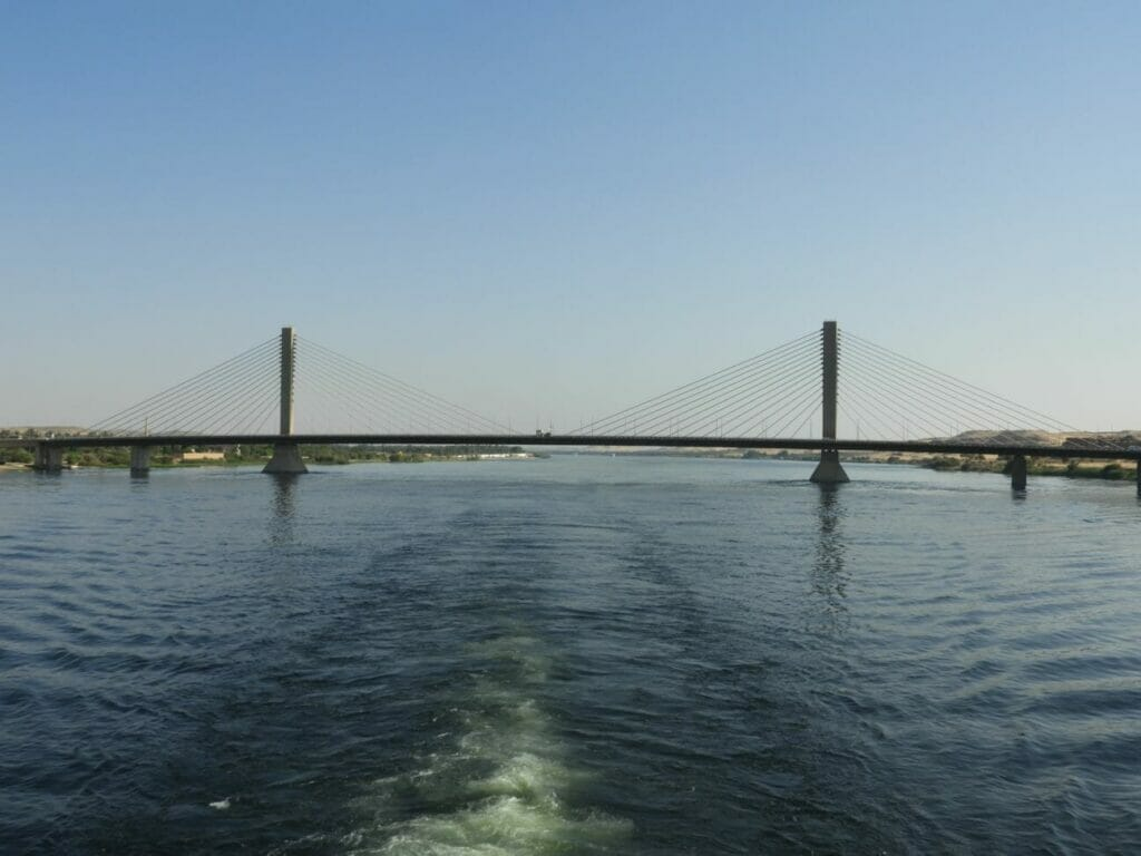 Brücke über den Nil