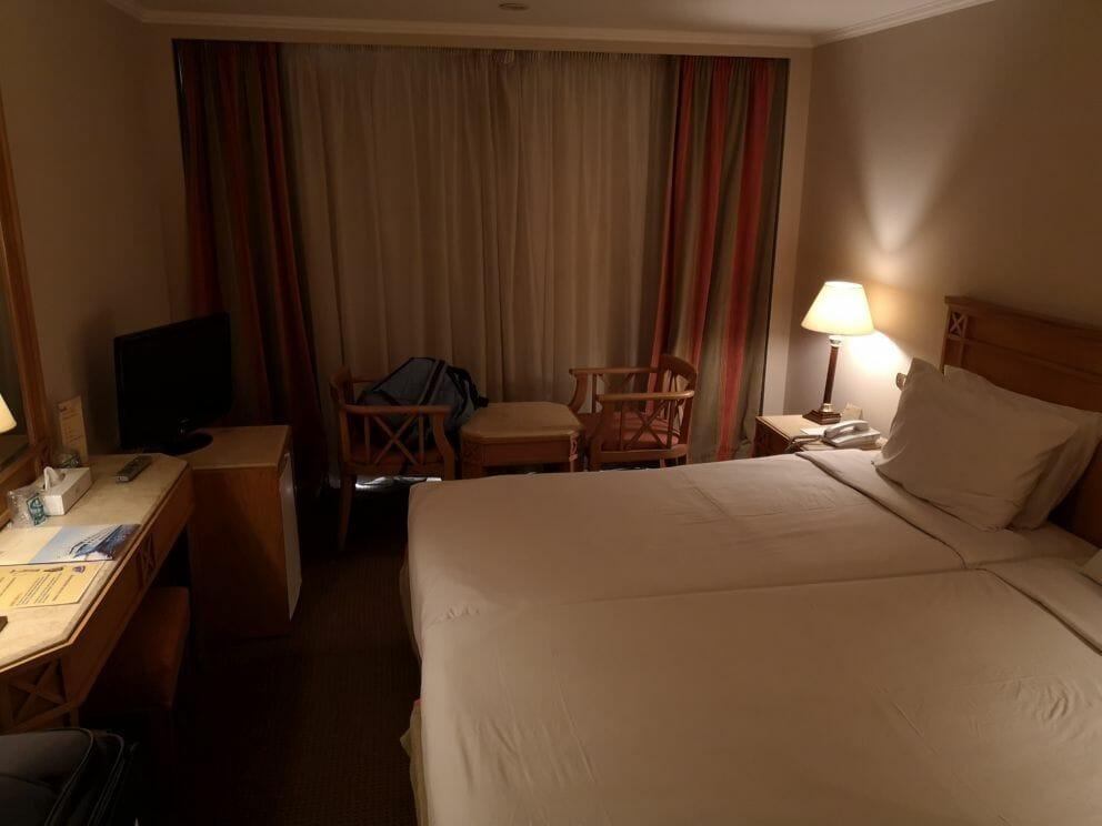 Nilkreuzfahrt - Zimmer