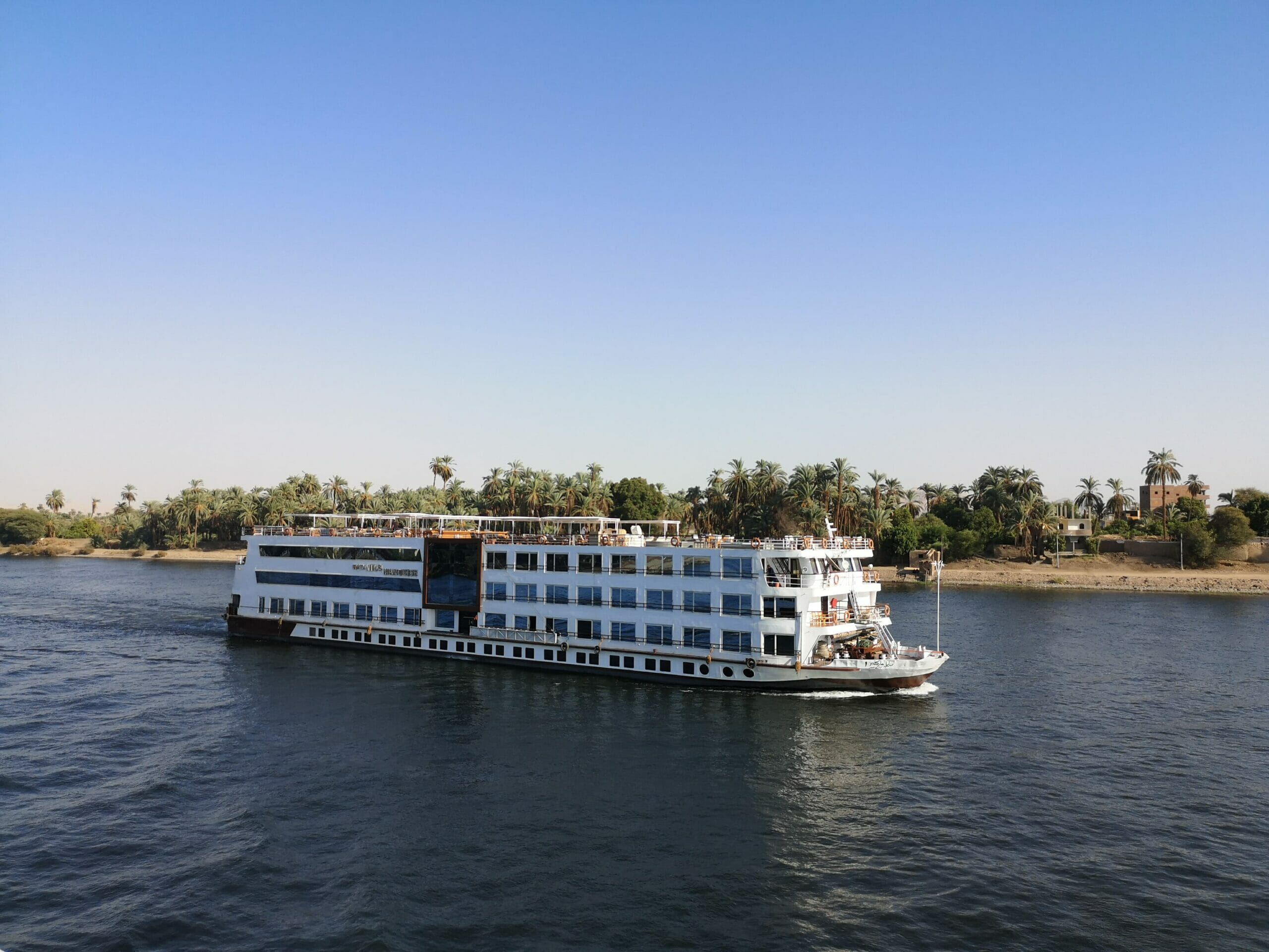 Nilkreuzfahrt