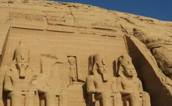 Tempel von Abu Simbel