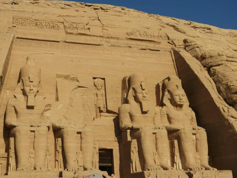 Abu Simbel (Ägypten)– Wunder der Geschichte und Gegenwart