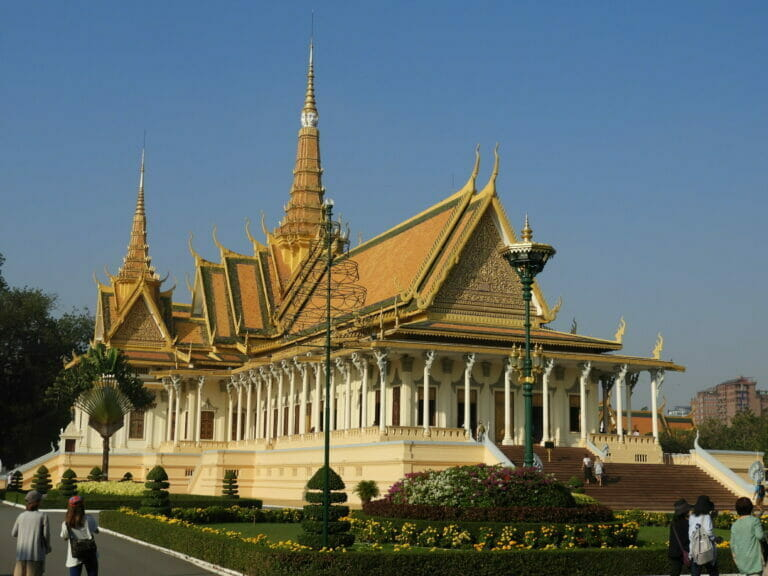 Tagesausflug Phnom Penh