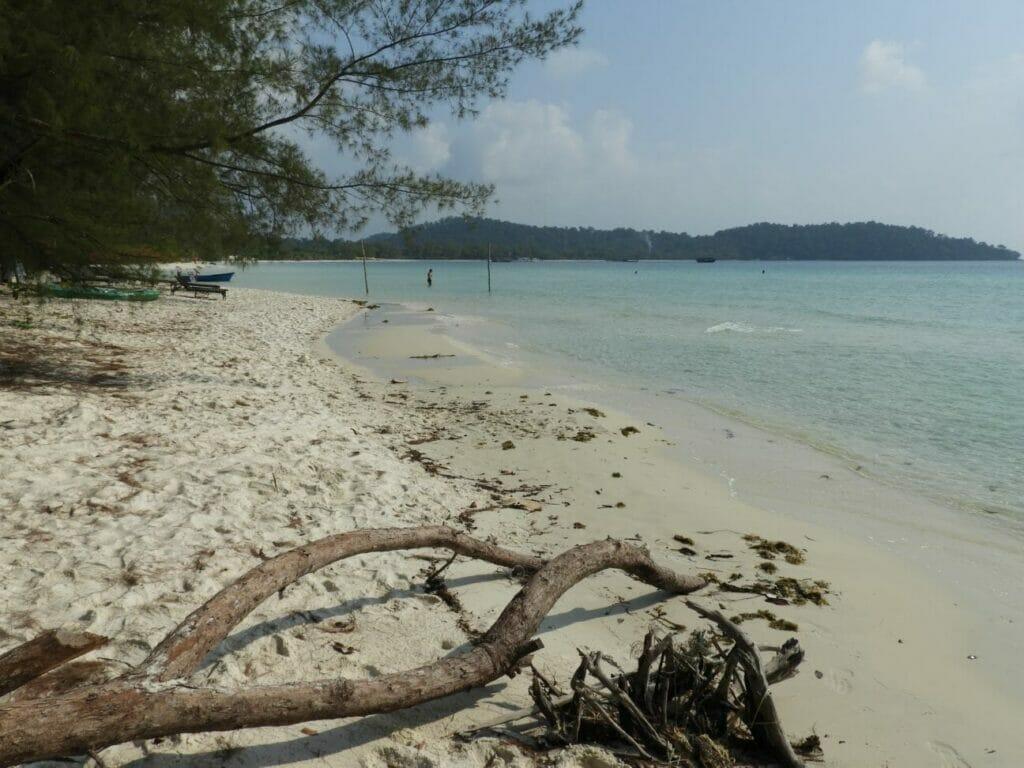 Strand von Koh Rong