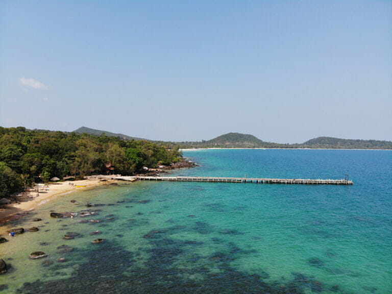 Koh Rong – Backpacker Insel in Kambodscha