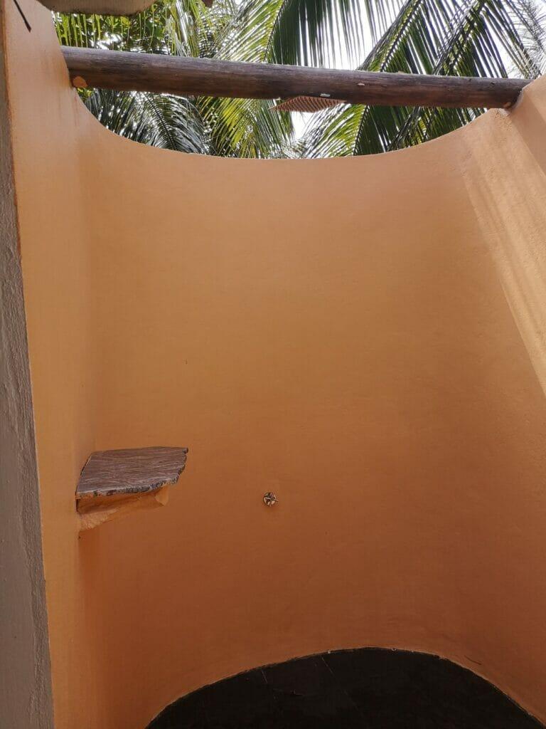 Paradise Villas - Dusche im freien