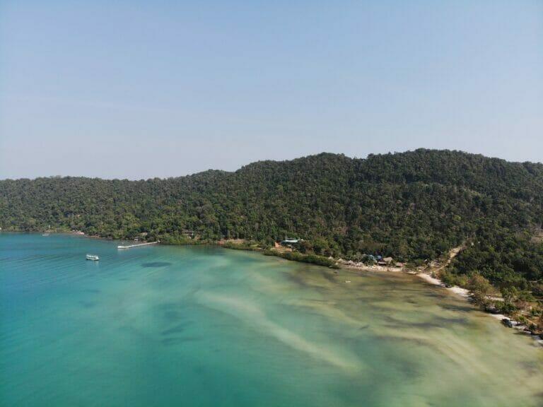 Koh Rong Samloem – versteckte Trauminsel in Kambodscha