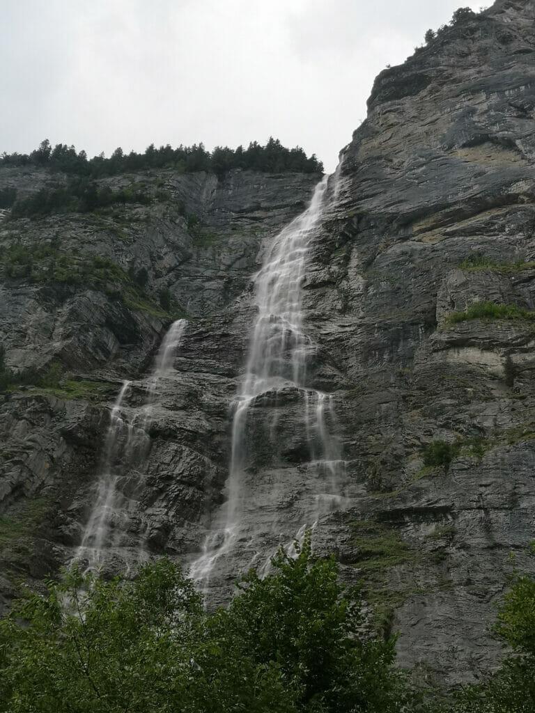 Stechelberg Wasserfall