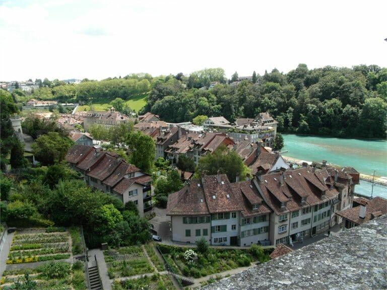 Unterwegs in der Altstadt von Bern