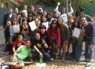 Bay English Language School Australien BBELS 08