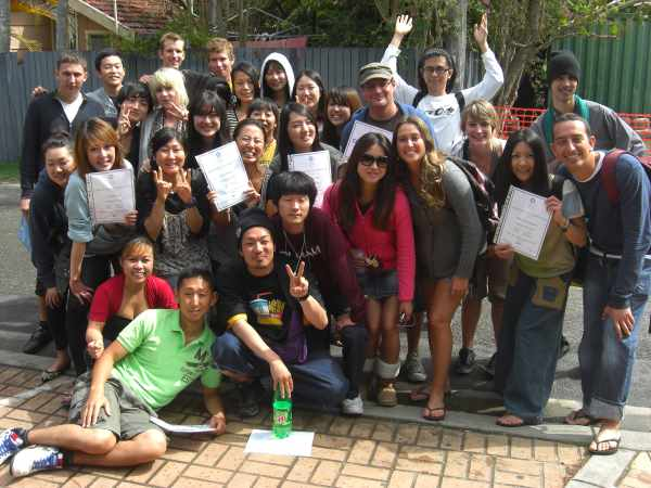 Bay English Language School Australien BBELS 08