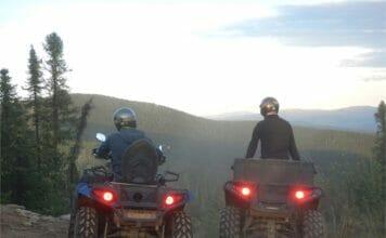Fairbanks ATV Tour 073404 1312