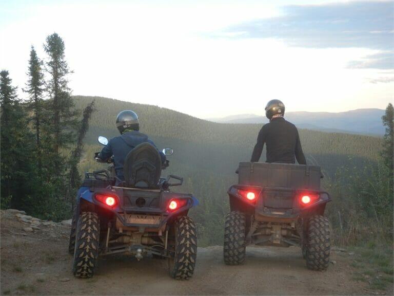 Alaska: ATV Tour in Fairbanks